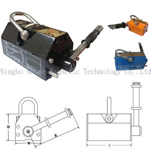 Hand Operated Permanent Magnetic Lifter Pml20 pictures & photos