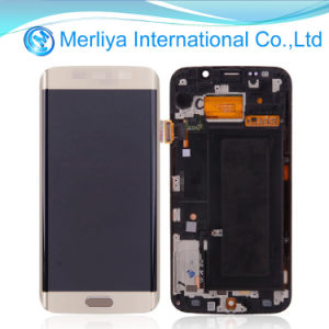 Original LCD Screen Display Assembly Replacement with Digitizer for Samsung S6 Edge pictures & photos