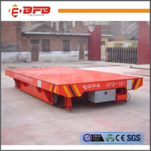 Low Voltage Heavy Load Motorized Electric Handling Car Machine (KPD-30T) pictures & photos