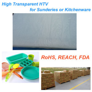 High Quality Htv Rubber Used for Kitchenware or Sunderies Application pictures & photos