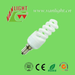Full Spiral Shape Series CFL Lamp (VLC-FST2-11W) pictures & photos