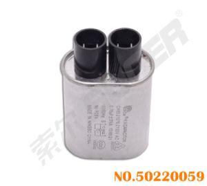 Microwave Oven Parts High Quality 0.95 UF Capacitor for Microwave Oven (50220059-0.95 UF-Positive) pictures & photos