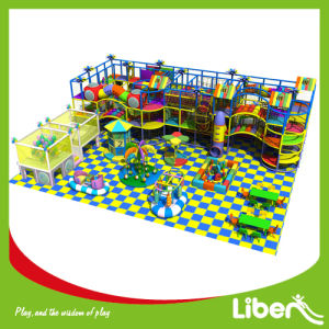 Liben Large Commercial Indoor Playground Center for Sale pictures & photos