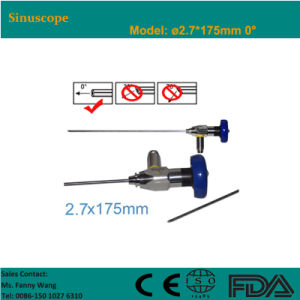Sinuscope 2.7*175mm 0 Degree Storz Compatible-Fanny pictures & photos