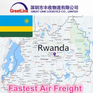 Air Cargo Transportation From Shanghai/Xiamen of China to Kigali of Rwanda