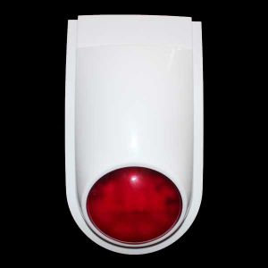 Outdoor Wireless Strobe Siren Can Work with All Alarm Brand pictures & photos