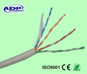 UL Listed Pass Fluke Test Cat5e UTP Cable pictures & photos