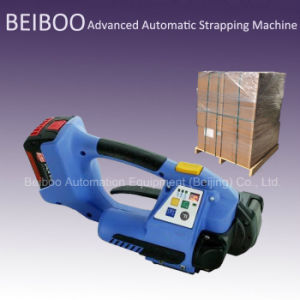 Battery Powered Portable Manual PP/Pet Strapping Machine pictures & photos