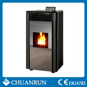 High Temperature Glass Pellet Stove pictures & photos