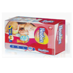 Soft Ultra-Thin Diapers with Good Quality (S) pictures & photos