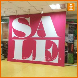 Exhibition Trade Show Fabric Popup Display Stand (TJ- 12) pictures & photos