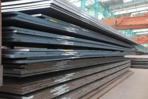 High-Quality Ordinary Carbon Steel Plate (S235JR) pictures & photos