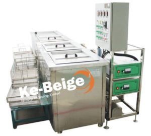 Industrial Ultrasonic Cleaner for Mobile Shell Cleaning with Heating and Drying pictures & photos