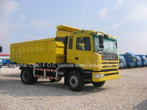 JAC Heavy Duty Truck 4*2 Tipper Truck pictures & photos