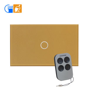 Us Standard Electrical Wall Touch Switch pictures & photos