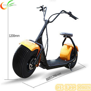 2016 Newest Arrival Green Transport 60V 800W Motor Scooter pictures & photos