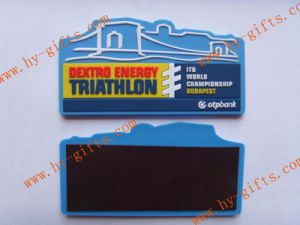 Soft PVC Fridge Magnet, Otpbank Magnet, Single-Side 2D Effect