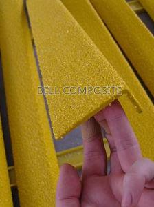 FRP/GRP Nosing, Fiberglass Anti Slip Nosing. FRP/GRP Gratings Nosings pictures & photos