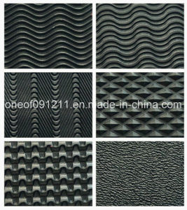 Various Texture Sheet Rubber Soling Sheet for Shoes pictures & photos