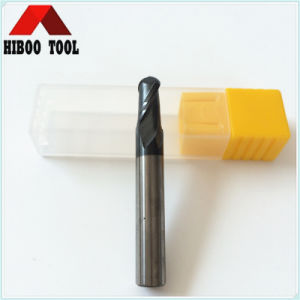 China HRC50 Carbide Ball End Mills Cutter pictures & photos