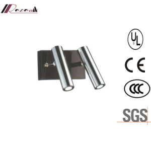 Stainless Steel Bedside Double Reading LED Wall Lighting pictures & photos