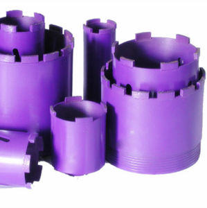 Diamond Core Drill Bit for Drilling Stone Concrete and Building Materials pictures & photos
