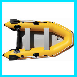 0.9mm PVC Inflatable Cano, Inflatable Sea Boat pictures & photos
