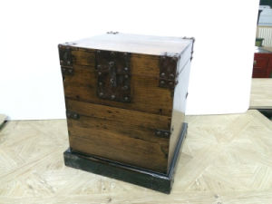 Strong and Durable Box Antique Furniture pictures & photos