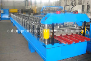 Big Discount 1250mm Wall Roof Panel Roll Forming Machine pictures & photos