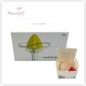 BPA Free Orange Juicer Manual Seashells Shaped Lemon Squezzer pictures & photos