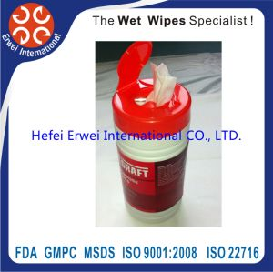 Industrial Alcohol Wipes, Wet Wipes, Disinfective Alcohol Wipes pictures & photos