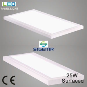 Surfaced Square Ce Standards 540X540X25mm 50W LED Panel Light pictures & photos