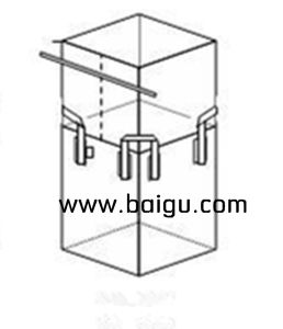Top Duffle PP Bulk Big Bag pictures & photos