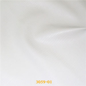 Hot Sale Lizard PU Shoe Leather with Very Competitive Price pictures & photos