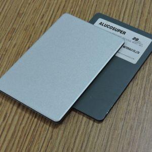 Wfc401 Alucosuper PVDF Silver Aluminium Coil pictures & photos