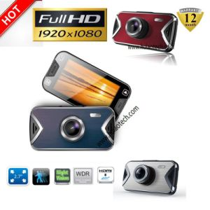 "New 2.7""Car DVR with Novatek 96650 Chipset and Ar0330 Sensor pictures & photos"