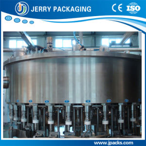 Pet Bottle Juice and Mineral Water Washing Filling Capping Machine pictures & photos