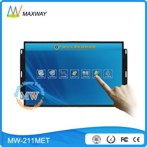 Open Frame 21.5 Inch Touch Screen LCD Monitor with USB RS232 Port (MW-211MET) pictures & photos