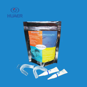 35% Carbamide Peroxide Home Use Teeth Whitening Kit pictures & photos