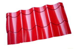 Color -Coated Corrugated Galvanized Roofing Steel in Coil /Sheet (Yx14-65-825) pictures & photos