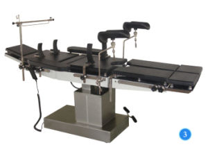 Electric Operating Table, Especially for Urology Surgeries, CE & ISO Certified, pictures & photos