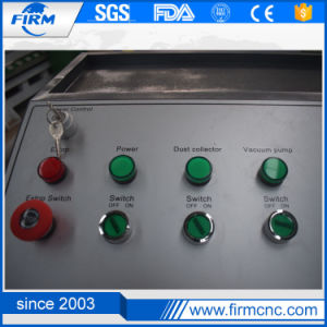 Top Quality FM1325 CNC Router / Aviation Mold Engraving Machine pictures & photos