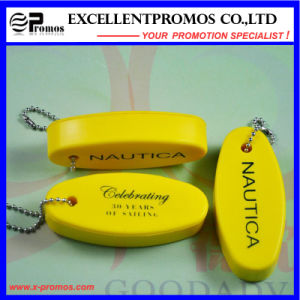 Promotional PU Floater Keychain (EP-F8141B) pictures & photos