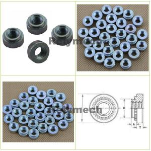 Carbon Steel Zinc Plated Round Rivet Nut pictures & photos