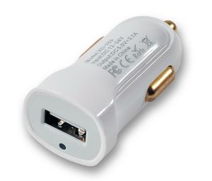 Portable Single Port Mini USB Car Charger pictures & photos