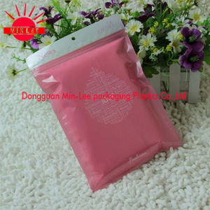 2016 Customized Printed Cloth Socks Ziplock Plastic Resealable Bags for T-Shirt/Underwear/Sock pictures & photos