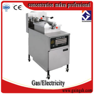Pfg-600 Automatic Deep Fryer (CE ISO) Chinese Manufacturer pictures & photos