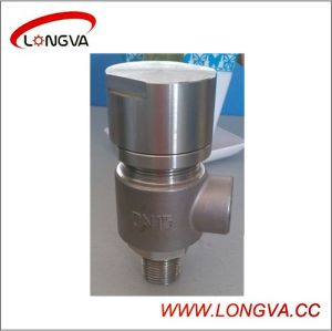 Industry Use Stainless Steel Threaded Safety Relief Valve pictures & photos