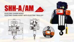 10 Ton Electric Chain, Car Hoist, Hook Suspension Electric Hoist pictures & photos