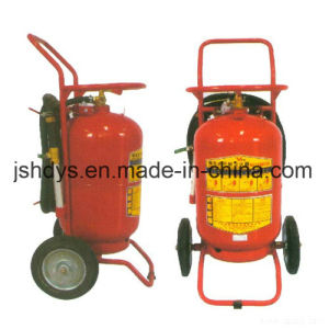 Wheeled Dye Power Fire Extinguisher (GB8109-2005) pictures & photos